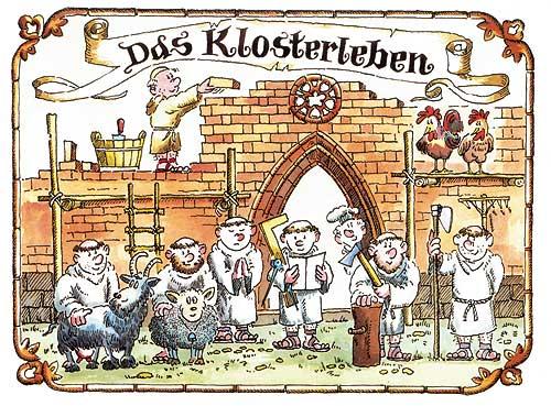 Klosterleben Heute