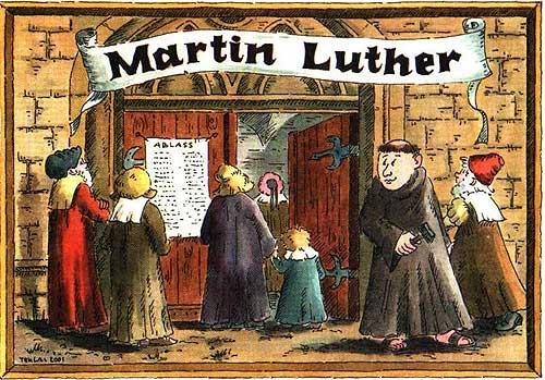 Leben Martin Luther